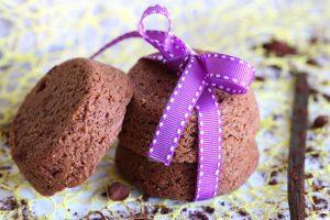 Palets bretons au chocolat