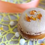 Macaron au caramel 9