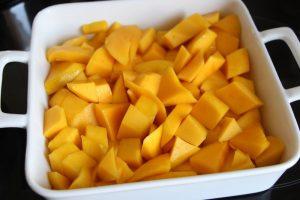 mangue-schneiden