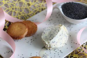 Glace Fleur d´Oranger et Pavot