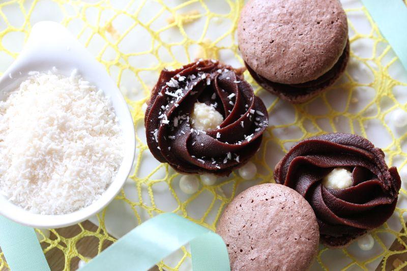Macarons Choco Coco 5
