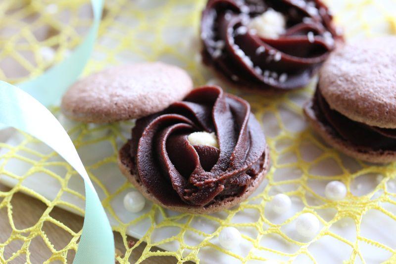 Macarons Choco Coco 8