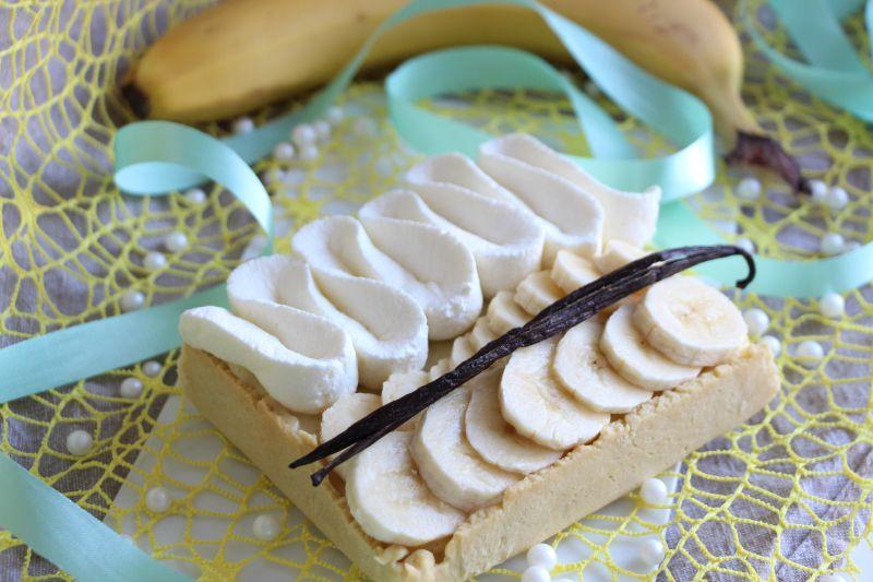Tarte a la banane 2