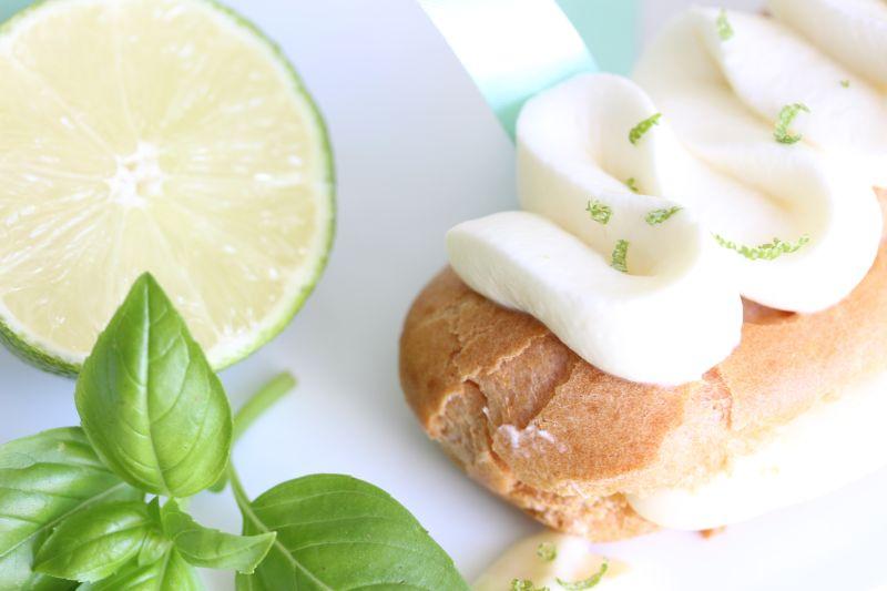 Eclair Citron Basilic 7
