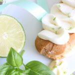Eclair Citron Basilic 8