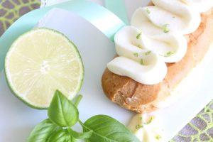 Eclairs Citron Basilic