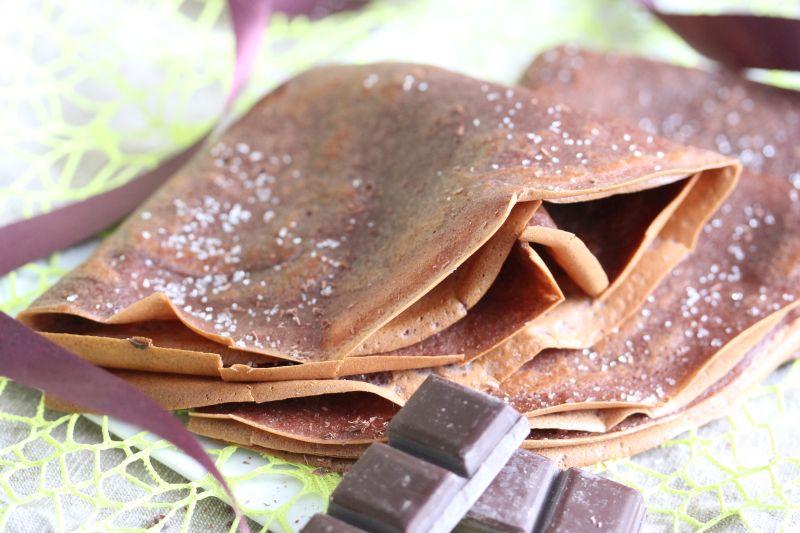 Crepe au chocolat 5