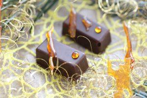 Pralinen au caramel