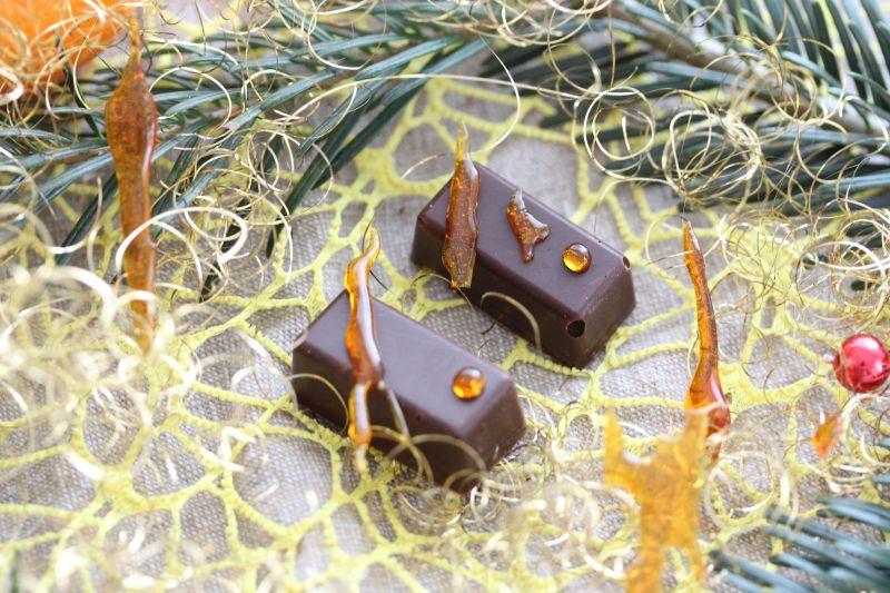 Praline au caramel 4