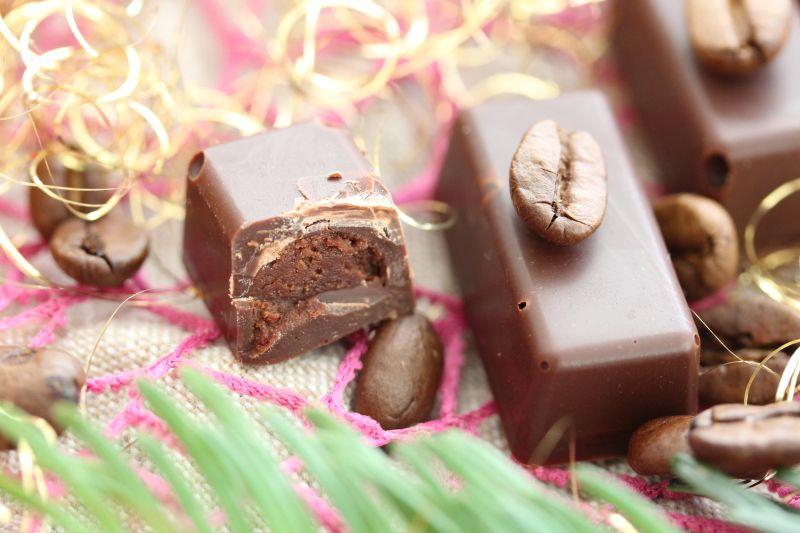 Pralinen Chocolat Café 5