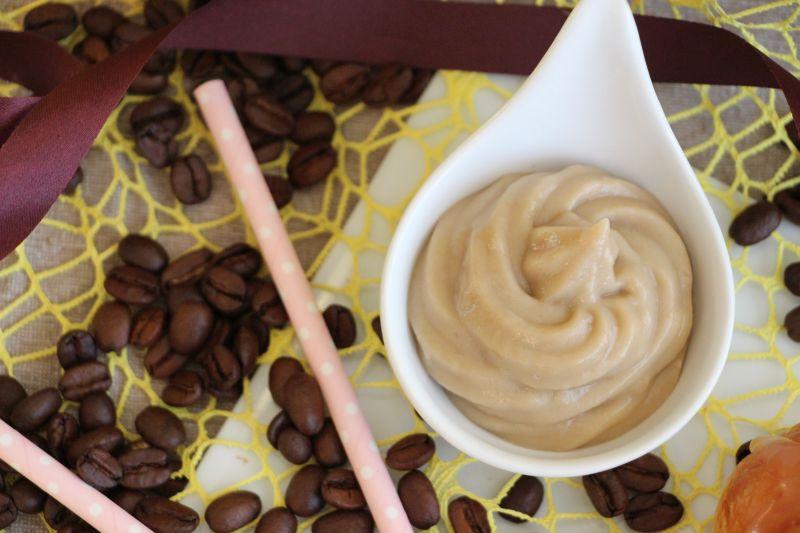 Crème pâtissière au café 3